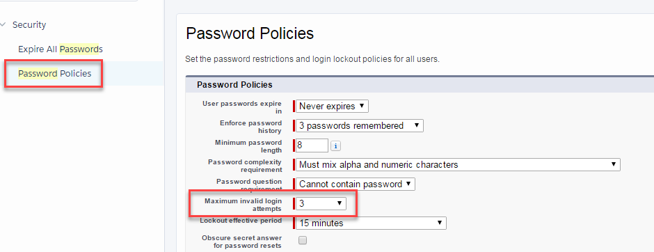 Locked Users in Salesforce com   CertifiedOnDemand com