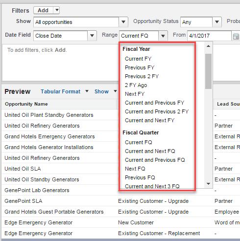 Salesforce com Fiscal Year Configuration   CertifiedOnDemand com